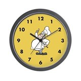 Cute Cooking Wall Clock