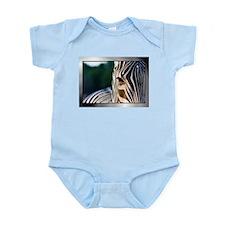 Zebra Eye Infant Bodysuit