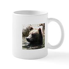 ALERT GRIZZLY BEAR Mug