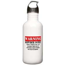 IM TOO AWESOME FOR YOU! Sports Water Bottle