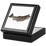 Trout Keepsake Box