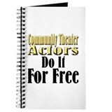 CT Actors Do It Journal