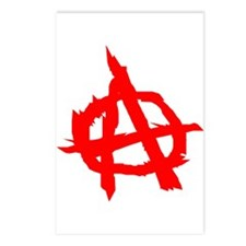Anarchy Postcards (Package of 8)