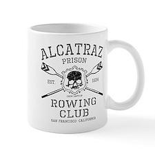 Alcatraz Rowing club Small Mugs