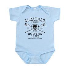 Alcatraz Rowing club Onesie