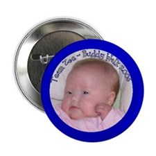 "Zoe's 2.25"" Button (100 pack)"