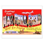 Mac Dill Field Florida Small Poster
