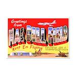 Mac Dill Field Florida Mini Poster Print