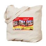 Mac Dill Field Florida Tote Bag