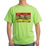 Mac Dill Field Florida Green T-Shirt