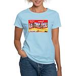Mac Dill Field Florida Women's Pink T-Shirt