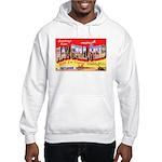 Mac Dill Field Florida (Front) Hooded Sweatshirt