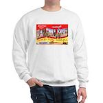 Mac Dill Field Florida (Front) Sweatshirt
