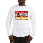 Mac Dill Field Florida (Front) Long Sleeve T-Shirt