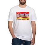 Mac Dill Field Florida Fitted T-Shirt