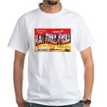 Mac Dill Field Florida White T-Shirt