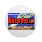 Drew Field Tampa Florida Ornament (Round)