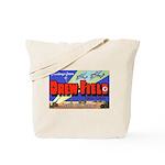 Drew Field Tampa Florida Tote Bag