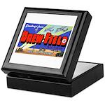 Drew Field Tampa Florida Keepsake Box