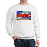 Drew Field Tampa Florida (Front) Sweatshirt