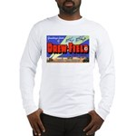 Drew Field Tampa Florida (Front) Long Sleeve T-Shi