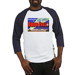 Drew Field Tampa Florida (Front) Baseball Jersey
