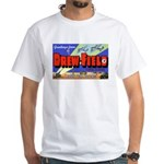 Drew Field Tampa Florida White T-Shirt