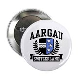 "Aargau Switzerland 2.25"" Button"