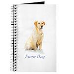 Labrador Retriever Holiday Journal