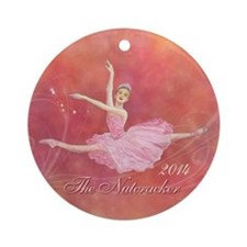 The Nutcracker 2013 Ornament (Round)