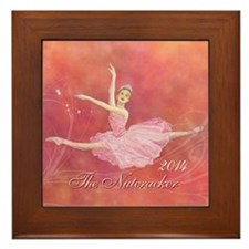 The Nutcracker 2013 Framed Tile