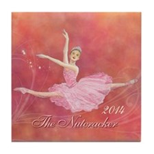 The Nutcracker 2013 Tile Coaster