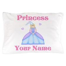 Pincess Personalized Girls Pillow Case