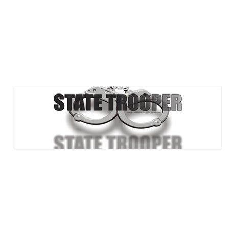 CUFFSSTATETROOPER.jpg 20x6 Wall Decal