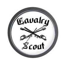Cool Army scout Wall Clock