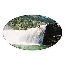 waterfall Decal