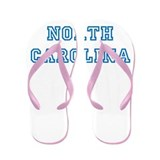 North Carolina Flip Flops
