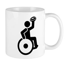 Wheelchair Rugby Mug