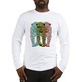 Leopards 3D Long Sleeve T-Shirt
