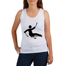 Sled Hockey Women's Tank Top