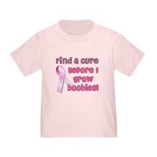 Find a cure before I grow boobies T