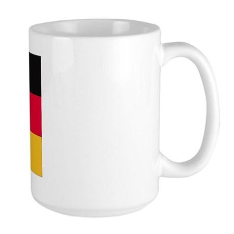 Germany Large Mug