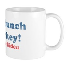 Vintage Joe Biden Malarkey Quote Mug