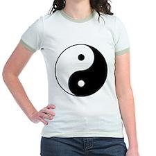 Yin & Yang (Black/White) T