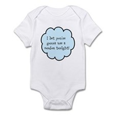 Unique Condom Infant Bodysuit