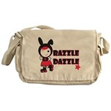 Roller Derby - Razzle Dazzle Messenger Bag