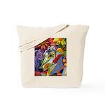 Flora Pastel Tote Bag