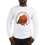 Gaelic Greetings Pumpkin Long Sleeve T-Shirt