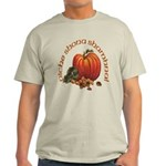 Gaelic Greetings Pumpkin Light T-Shirt