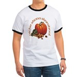 Gaelic Greetings Pumpkin Ringer T